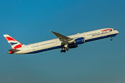 British Airways Boeing 787-10 Dreamliner G-ZBLB 8-20-20