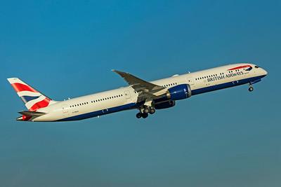 British Airways Boeing 787-10 Dreamliner G-ZBLB 8-20-20