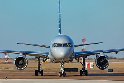 American Airlines Boeing 757-223 N191AN 1-12-20 2