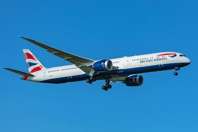 British Airways Boeing 787-10 Dreamliner G-ZBLB 7-7-20