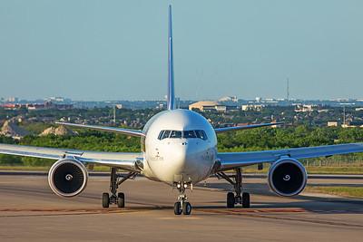 FedEx Boeing 767-3S2F(ER) N145FE 5-6-20