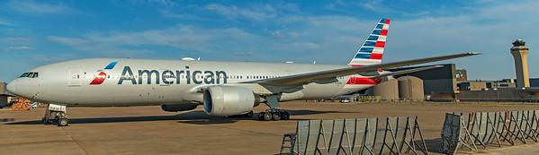 American Airlines Boeing 777-223(ER) N788AN 8-24-20