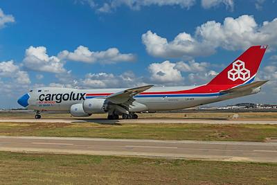 Cargolux Airlines International Boeing 747-8R7F LX-VCF 10-20-20 6