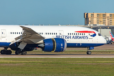 British Airways Boeing 787-8 Dreamliner G-ZBJG 5-6-20 3