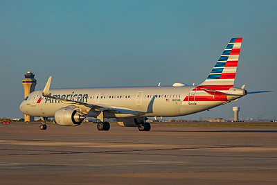 American Airlines Airbus A321-253NX 8-20-20