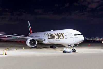 Emirates Boeing 777-31H(ER) A6-ECG 11-5-20