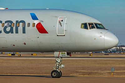 American Airlines Boeing 757-223 N191AN 1-12-20 3