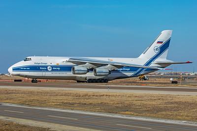 Volga-Dnepr Antonov An-124-100 RA-82044 2-21-21