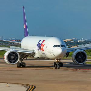 FedEx Express Boeing 777-FS2 N897FD 6-10-21
