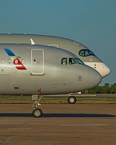 American Airlines Airbus A321-231 N576UW 4-18-21
