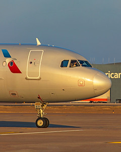 American Airlines Airbus A321-231 N139AN 1-27-21