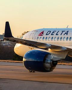 Delta Air Lines Airbus A220-100 N127DU 3-4-21 3