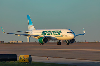 Frontier Airlines Airbus A320-251N N373FR 4-18-21