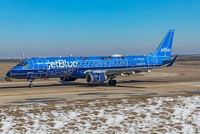 jetBlue Airways Embraer ERJ-190-100IGW N304JB 2-20-21
