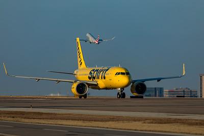 Spirit Airlines Airbus A320-271N N925NK 1-27-21