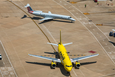 Spirit Airlines Airbus A320-232 N608NK 8-3-20