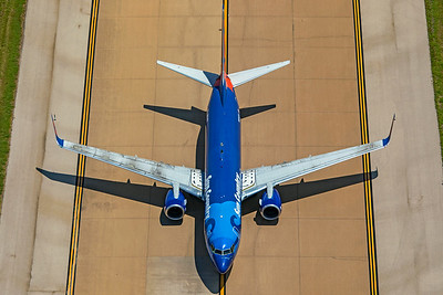 Sun Country Airlines Boeing 737-8BK N814SY 8-3-20