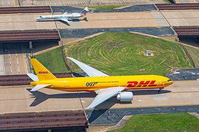 AeroLogic Boeing 777-F D-AALM 8-3-20 6