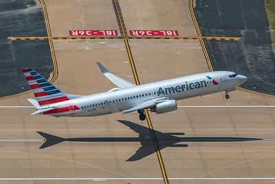American Airlines Boeing 737-823 N816NN 8-3-20
