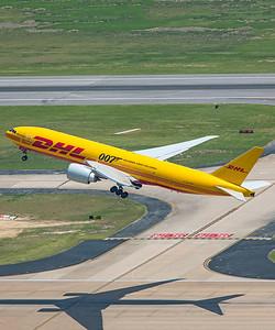 AeroLogic Boeing 777-F D-AALM 8-3-20 3