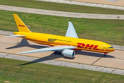 AeroLogic Boeing 777-F D-AALM 8-3-20 4