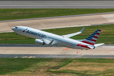 American Airlines Boeing 737-823 N927NN 8-3-20