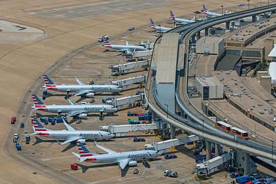 DFW Terminal B 8-3-20