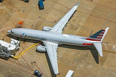 American Airlines Boeing 737-823 N839NN 8-3-20
