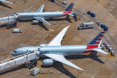 American Airlines Boeing 787-8 Dreamliner N818AL 8-3-20