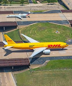 AeroLogic Boeing 777-F D-AALM 8-3-20 5