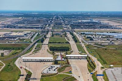 DFW Airport 8-3-20