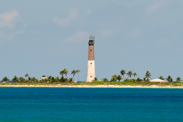Dry Tortugas Lighthouse on Loggerhead Key