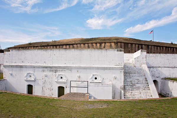 Fort Barrancas - Fort San Carlos de Barrancas