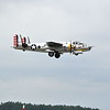 """B-25 Mitchell Bomber """"Pacific Prowler."""""""