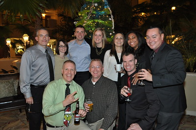 96 AMXS Christmas Party - 2013