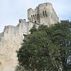Montmajour Abbey ruins