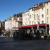Cafes - early morning - Aix