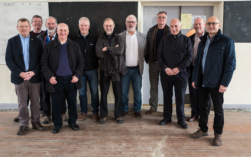 DGS 1st XV 1968 50th rugby reunion