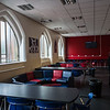 6th Form common room - the old changing rooms!