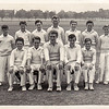 DGS U14 cricket team 1962