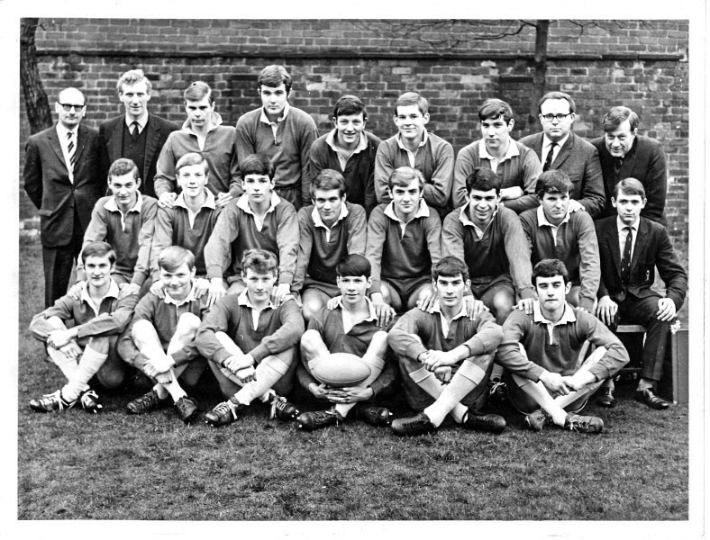 DGS Wirral tour 1968