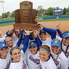 Missouri Valley Conference Softball Championship - Southern Illinois vs. Drake
