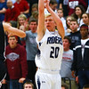 Roosevelt junior guard Kyle Von der Linde