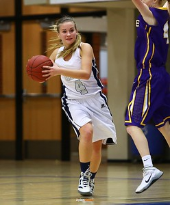Roosevelt junior guard Alexa Pitz