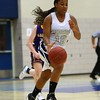 Roosevelt junior guard Teanna Lewis