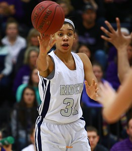Roosevelt junior center Meredith Burkhall