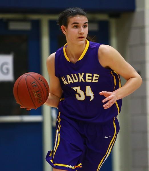 Waukee sophomore forward Reilly Jacobson