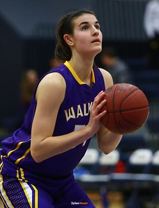 Waukee sophomore forward Reilly Jacobson
