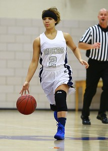 Roosevelt junior guard Maleika Carter