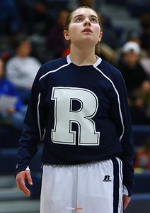 Roosevelt junior guard Taylor Silvestrini